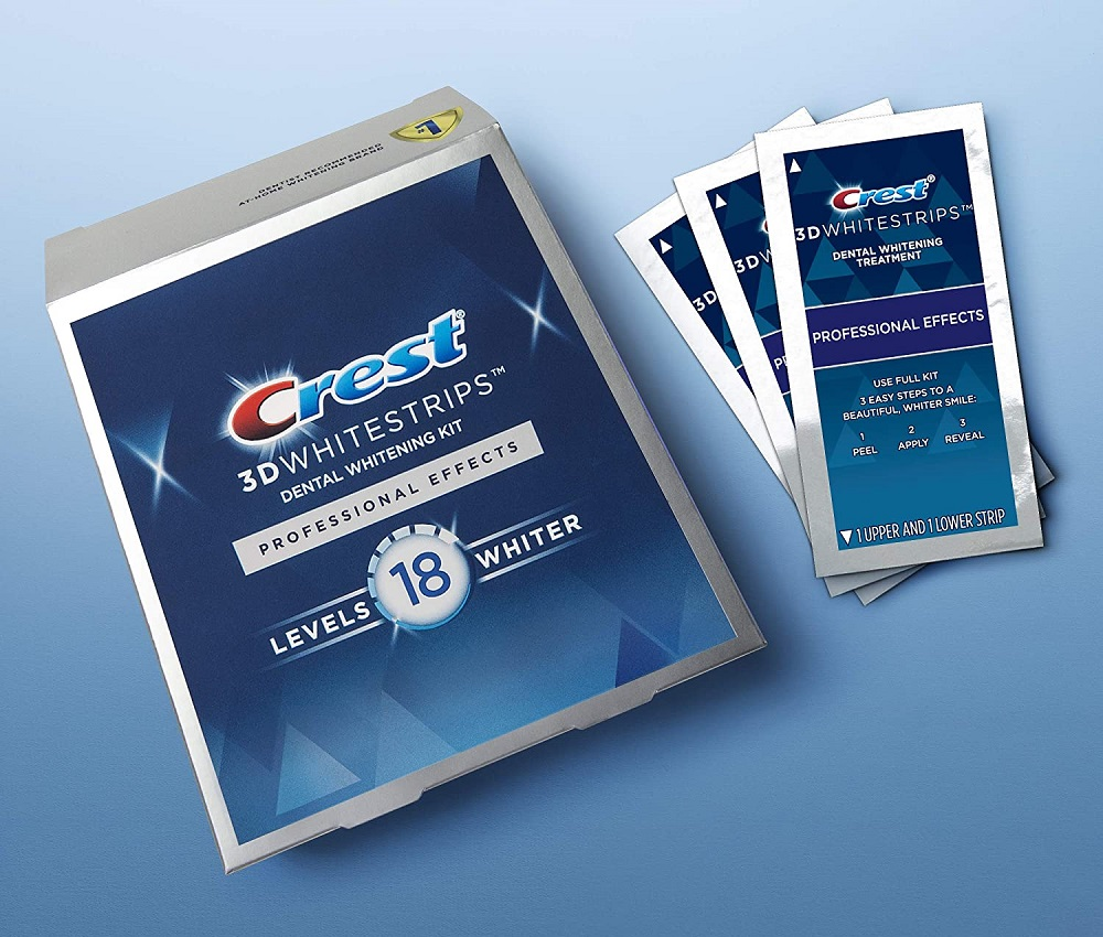 competitive analysis of crest whitestrips Crest 3d professional effects with 1hr express crest 3d gentle routine dentapro2000 3d professional white strips image: who they are for: these are the best of the best.