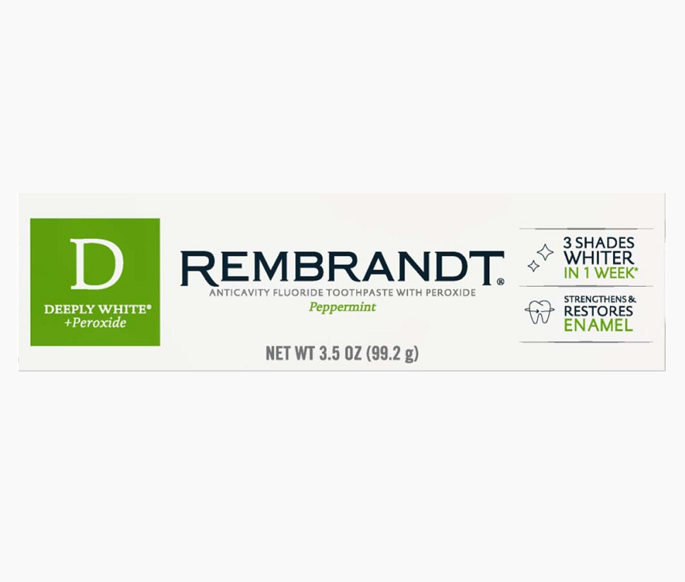 Rembrandt Deeply White