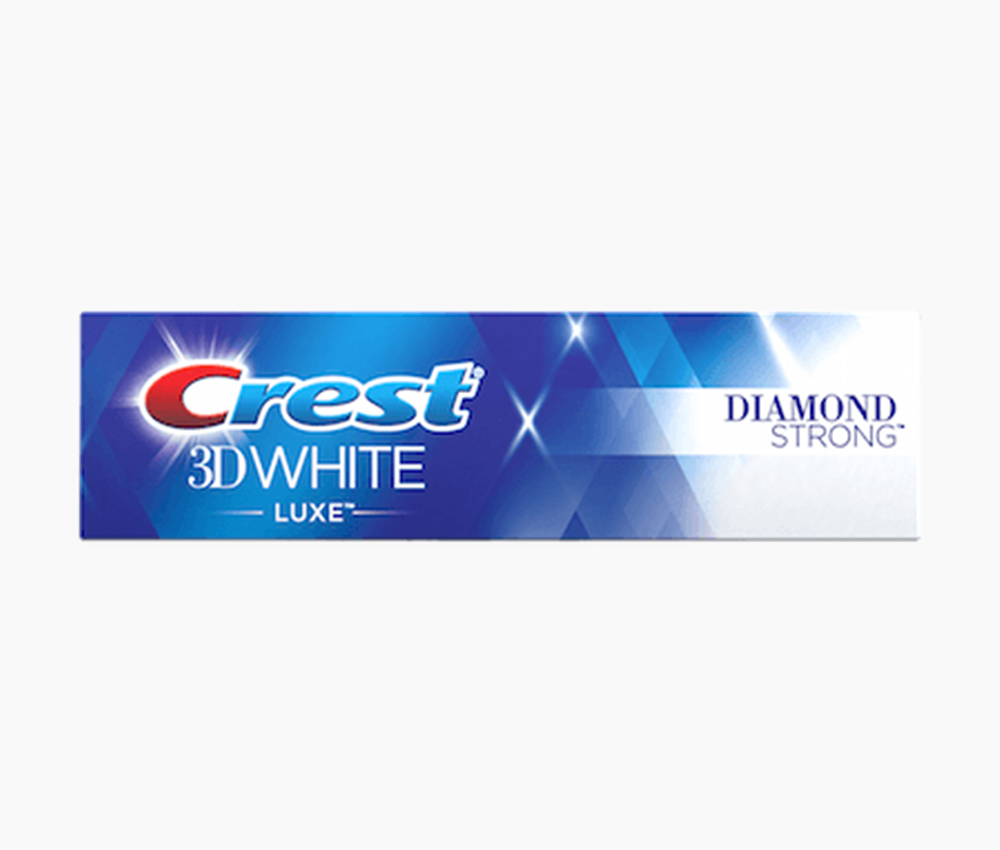 Crest® 3D White Diamond Strong