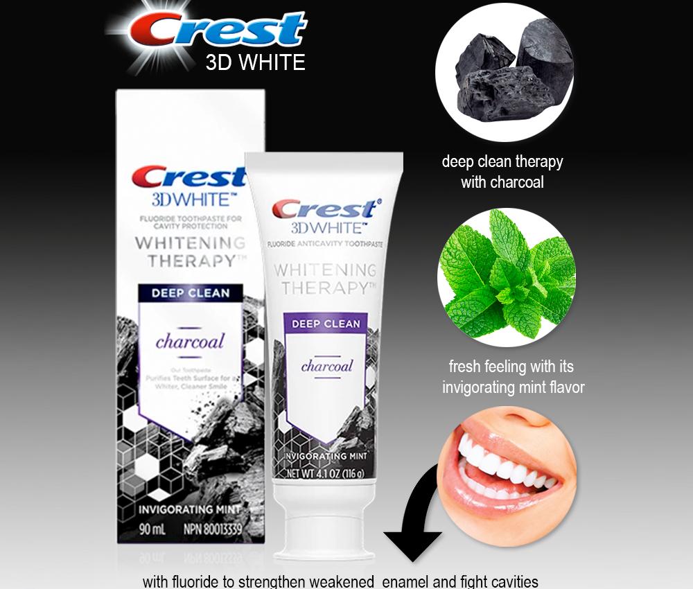 Crest® 3D White Whitening