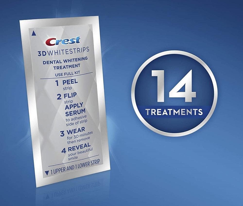 Crest® 3D White Whitestrips