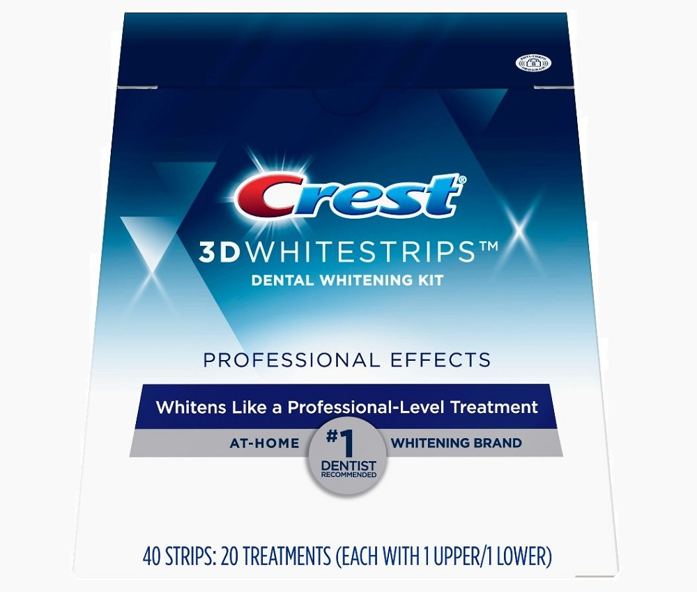 Crest® 3D White Whitestrips Professional Effects